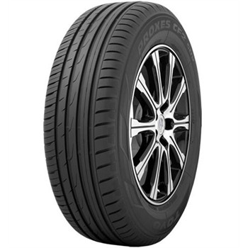 Toyo Proxes Cf2 Suv / Fuel Efficiency: C, Wet Grip: B, Ext. Rolling Noise: 69db, Rolling Noise Class: B