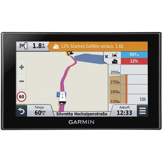 GPS camping-car GARMIN Camper 660 LMT-D Europe 45 pays