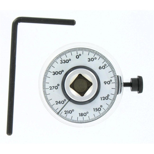 Clé angulaire carré 1/2'' pour clé dynamométrique