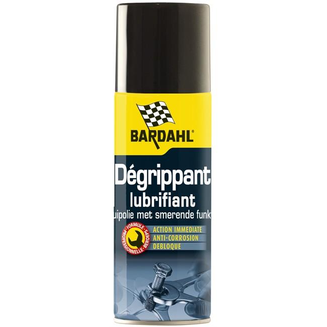 Dégrippant / lubrifiant BARDAHL 200 ml