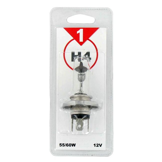1 Ampoule 1er Prix Confiance H4 55/60 W 12 V