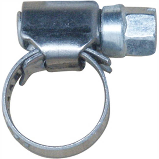 2 Colliers de serrage 8 x 16 mm RESTAGRAF