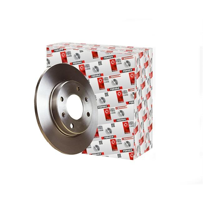 1 Disque de frein FERODO DDF137C-1