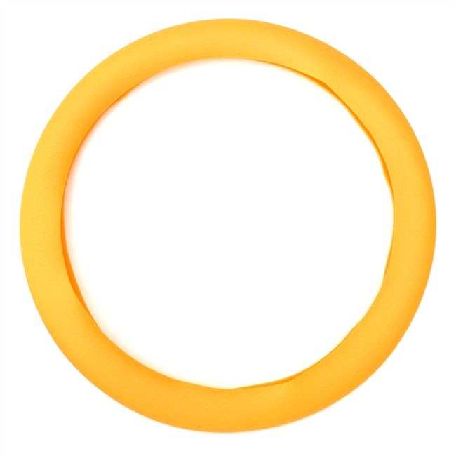 Couvre Volant Norauto En Silicone Orange