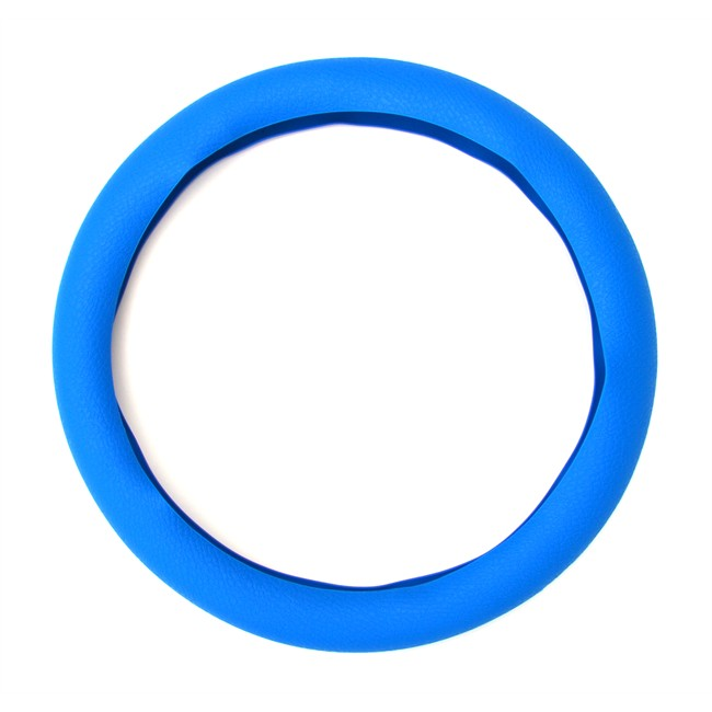 Couvre Volant Norauto En Silicone Bleu