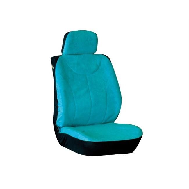 1 housse universelle siège avant voiture MARINA éponge bleue