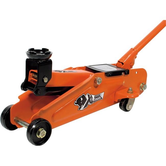 1 Cric Hydraulique Rouleur Xl Tools 1,5 T