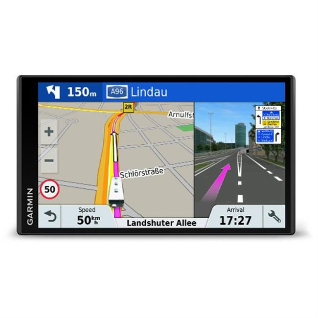 Pack GPS camping-car GARMIN Camper 770 LMT-D Europe 46 pays + caméra de recul Garmin