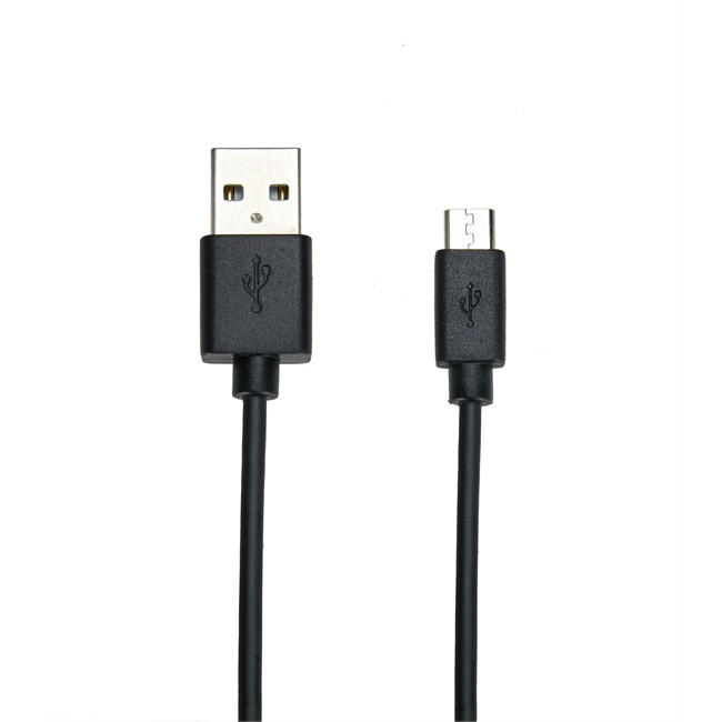Câble USB micro USB NORAUTO SOUND noir 1 m