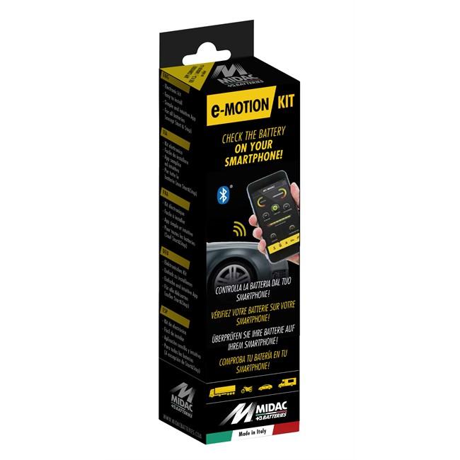 Kit pour batterie e-motion MIDAC