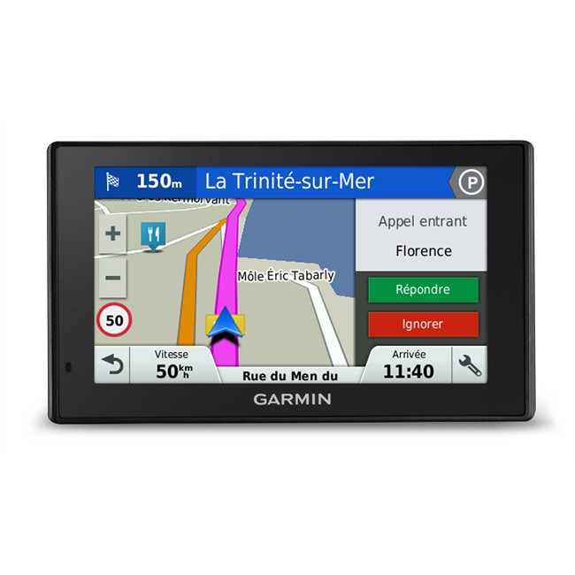 GPS GARMIN DriveSmart 50LMT-D Europe 22 pays