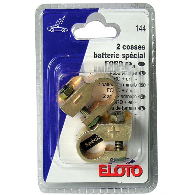 Cosses batteries spécifique FORD ELOTO
