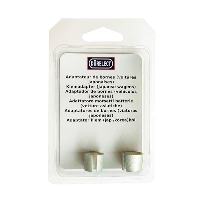 2 adaptateurs pour borne de batterie japonaise DÜRELECT