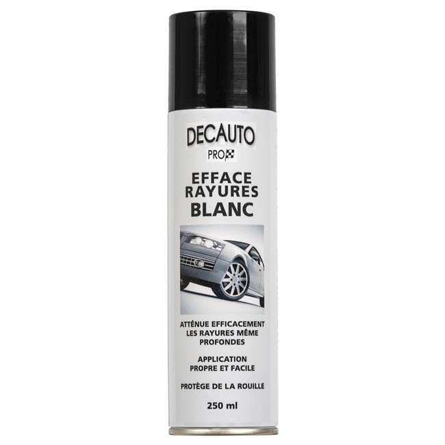 Efface-rayures blanc DECAUTO 250 ml