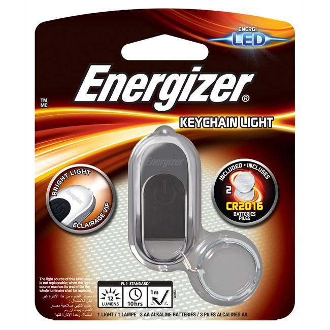 Porte-clés lumineux ENERGIZER