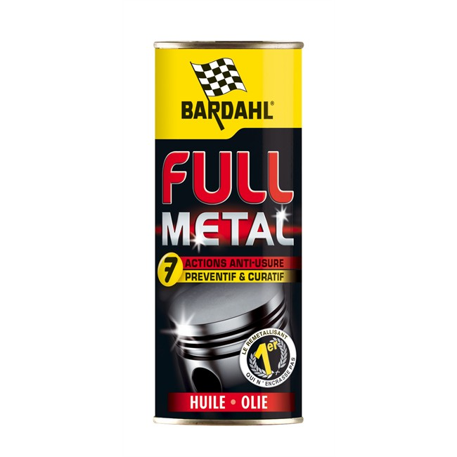 Full Metal BARDAHL 400 ml