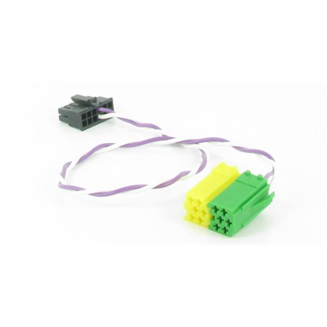 Câble Dédié Aux Autoradios Blaupunkt Et Faisceau D'alimentation Pour Interface Commandes Au Volant