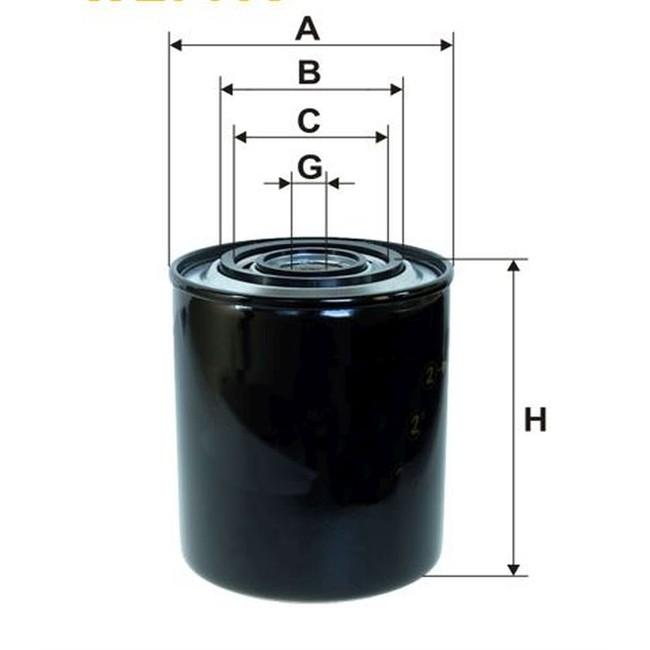 Filtre à huile NORAUTO 345
