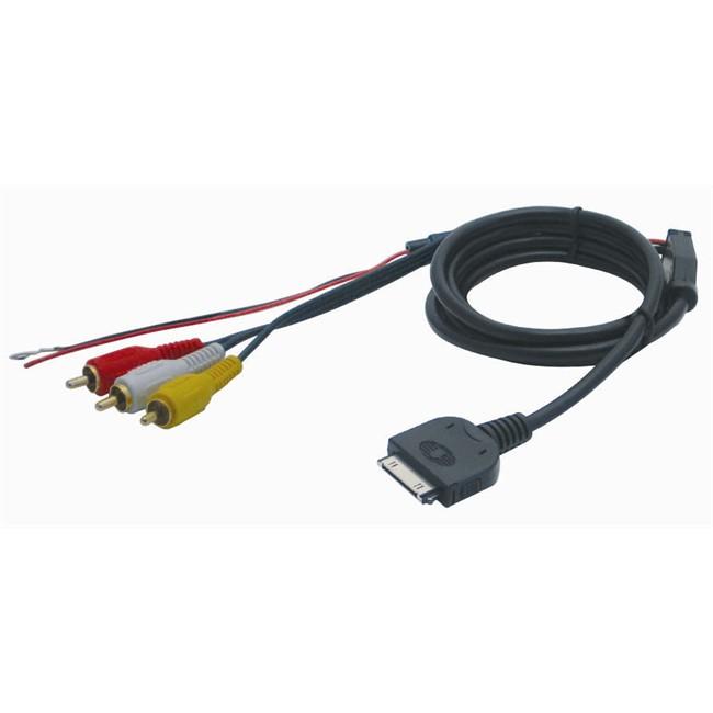 Câble De Connexion Pour Lecteur Mp3 Et Ipod Phonocar