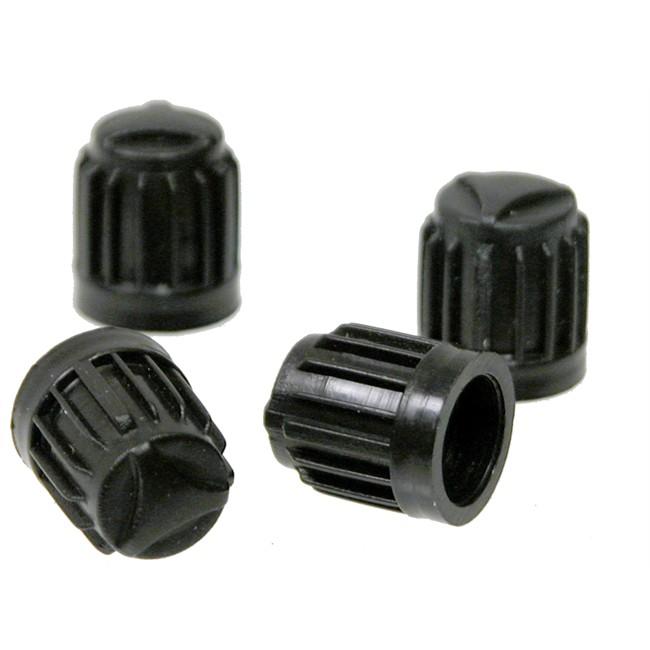 4 bouchons de valve universels CARTEC