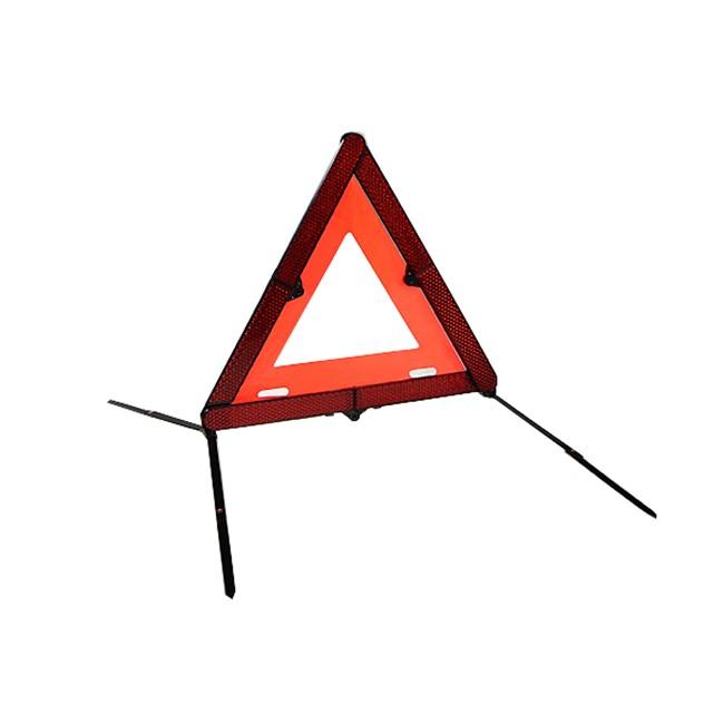 1 triangle de signalisation compact et pliable