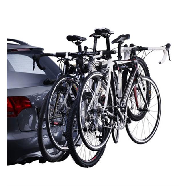 Porte-vélos d'attelage suspendu THULE HangOn 9708 pour 4 vélos