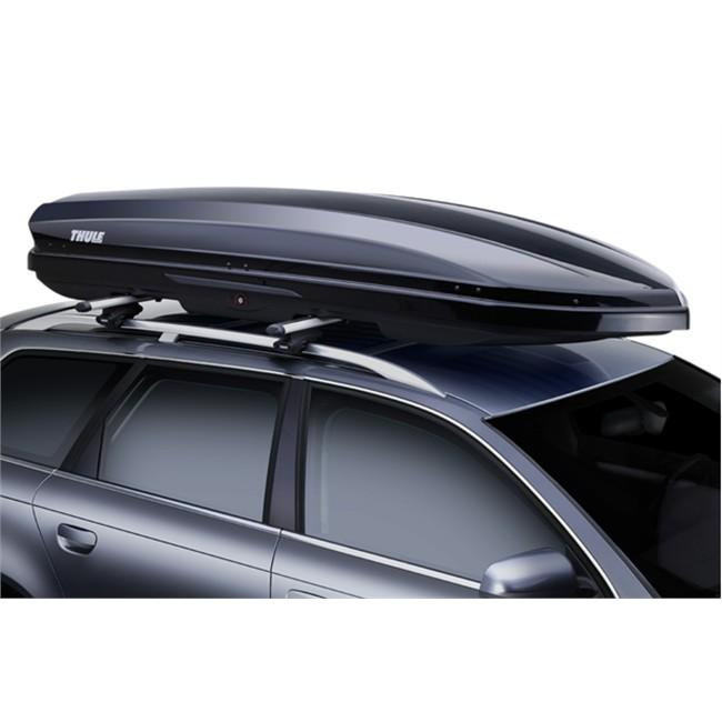 Coffre de toit taille M THULE Dynamic 800 noir 320 L