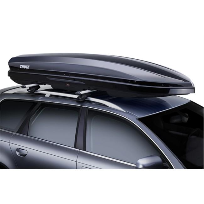 Coffre de toit taille L THULE Dynamic 900 noir 430 L