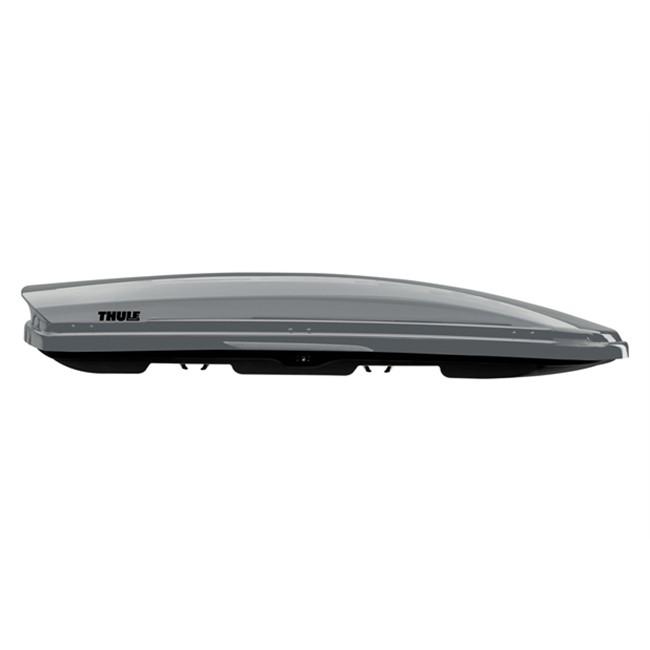 Coffre de toit taille L THULE Dynamic 900 gris 430 L