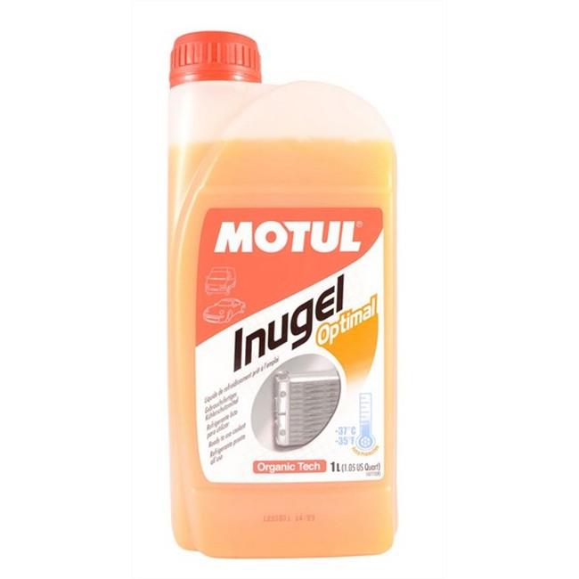 Liquide De Refroidissement -37 °c Motul Inugel Optimal 1 L