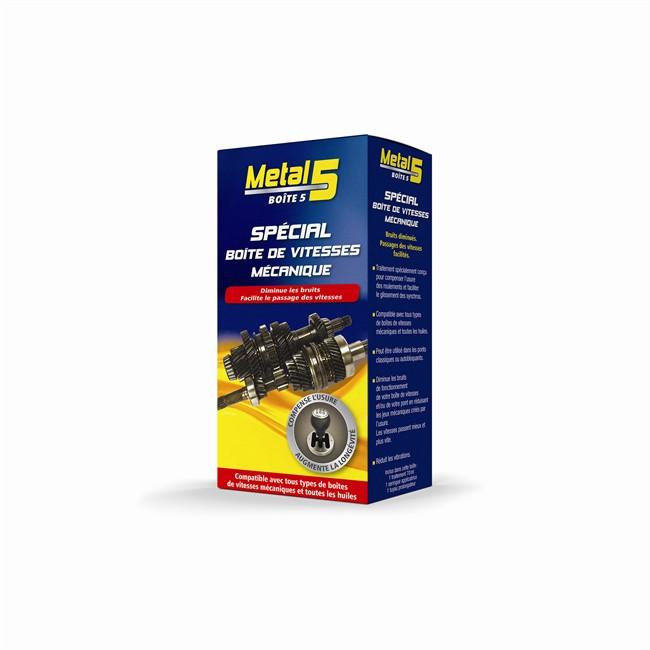 Traitement Boite de vitesse mécanique METAL 5 100 ml