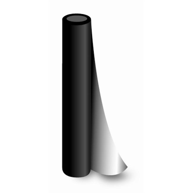 1 Bandeau Adhésif Noir Mat 300 X 20 Cm