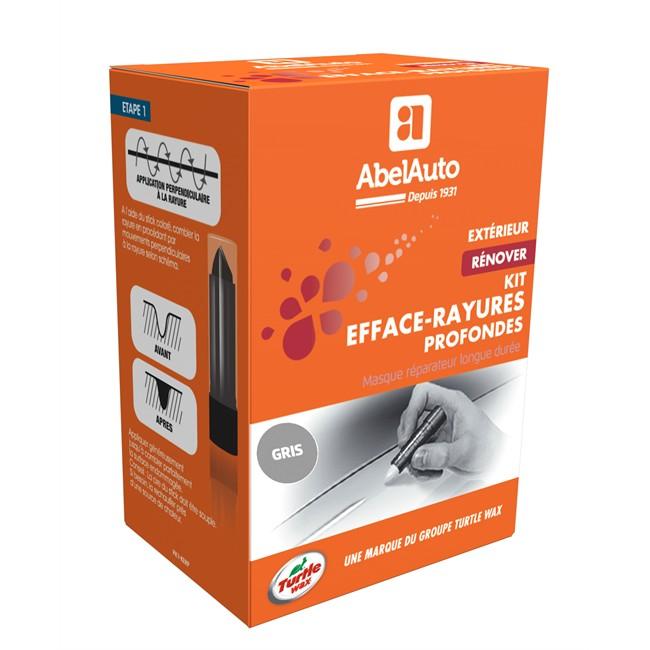 Kit professionnel efface-rayures profondes gris ABEL