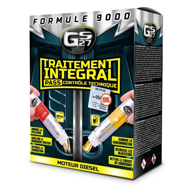 Traitement additif GS27 Formule 9000 diesel 200 ml
