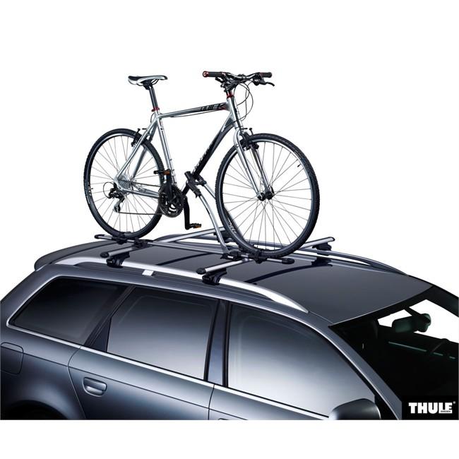 Porte-vélo de toit THULE Freeride 532 pour 1 vélo