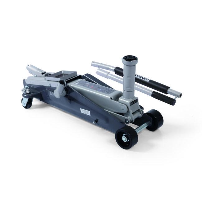 Cric Hydraulique Rouleur Norauto N502 2 T