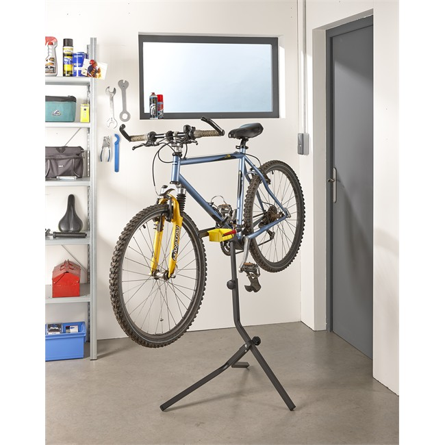 Support atelier sur pied pour vélo MOTTEZ B058P