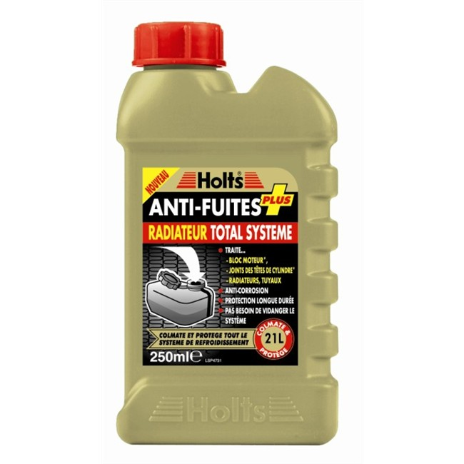 Antifuite radiateur HOLTS 250 ml