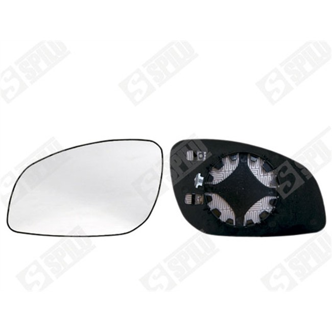 Miroir de rechange grand angle dégivrant côté passager SPILU 12286