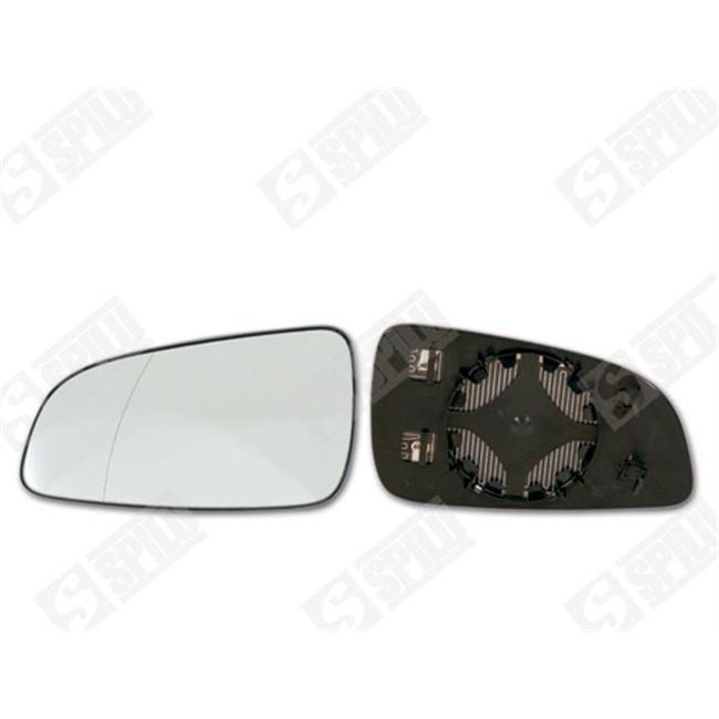 Miroir de rechange grand angle dégivrant côté conducteur SPILU 12267