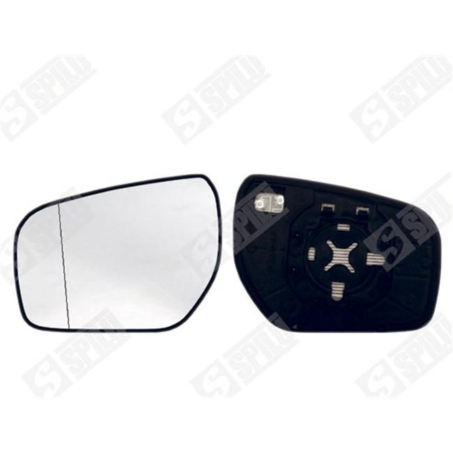 Miroir de rechange grand angle dégivrant côté conducteur SPILU 12559