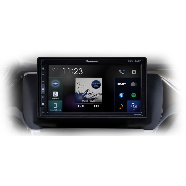 Tablette Multimédia Sph-evo62dab Peugeot 208 Pioneer