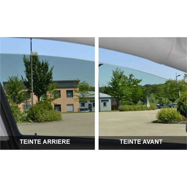 Film solaire sur mesure vitres avant 70%, vitres et lunette arrières 20% VARIANCE