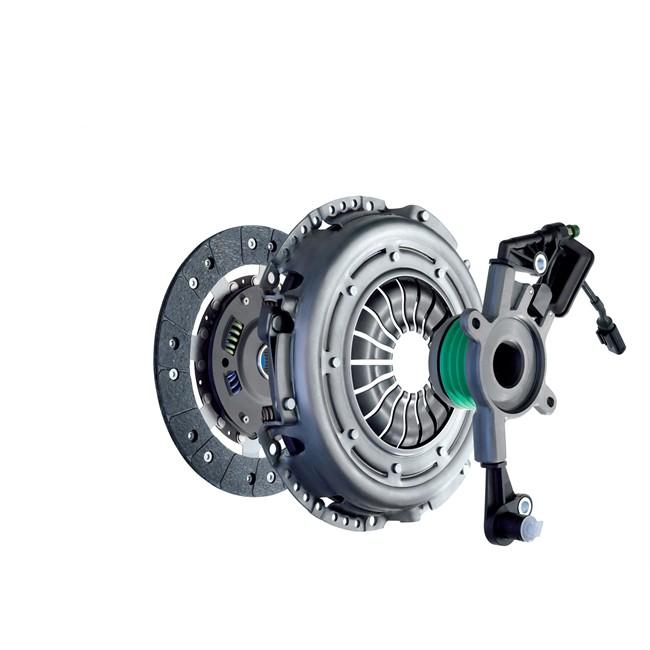 Kit d'embrayage 3 pièces (avec butée hydraulique) SACHS 3000990101