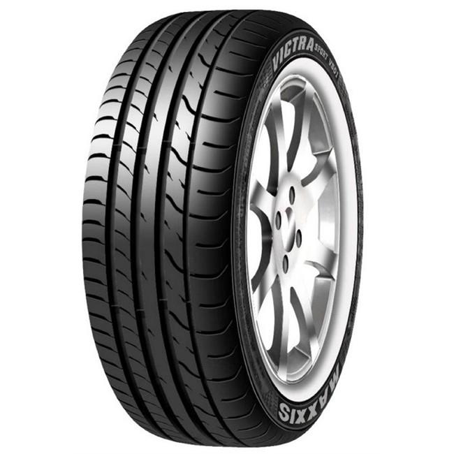 Le pneu MAXXIS Victra Sport VS01 est un pneu été sport haute performance. Il vous permettra d'apporter une très bonne adhérence et de profiter au mieux des performances de votre véhicule.