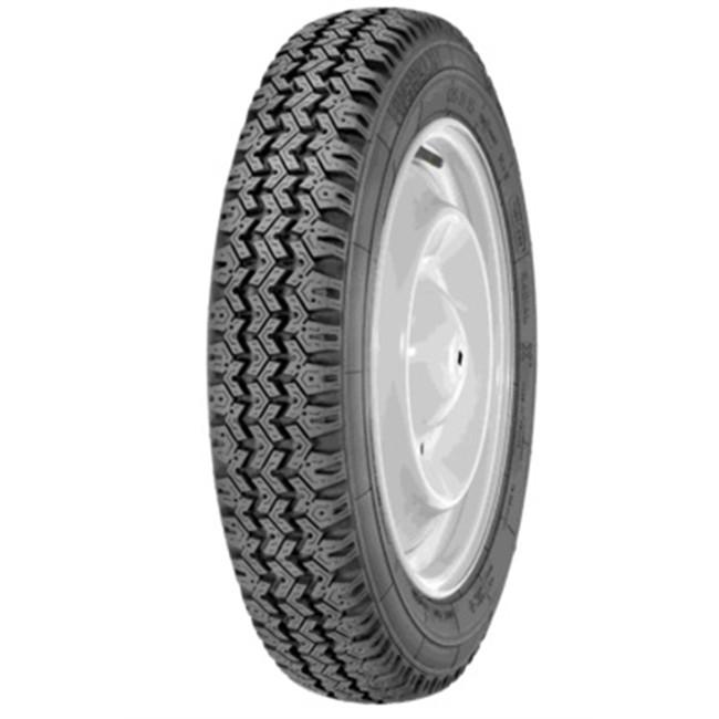 - Pneu adaptable sur véhicule ancien et de collection - Pneu M+S - Convient notamment aux Citroën 2CV, certaines Dyane et Acadiane - Découvrez toute la gamme de pneus 2 CV chez Norauto