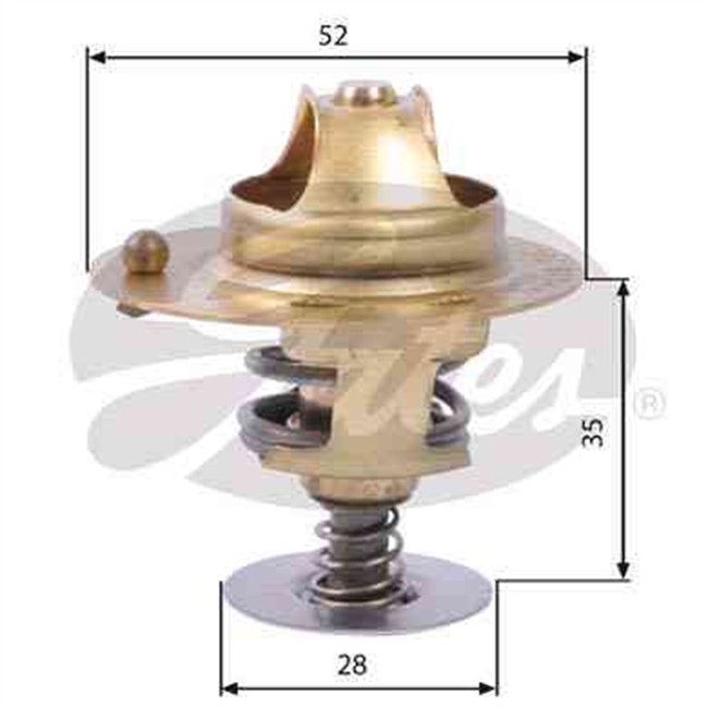 Thermostat GATES TH14178G2