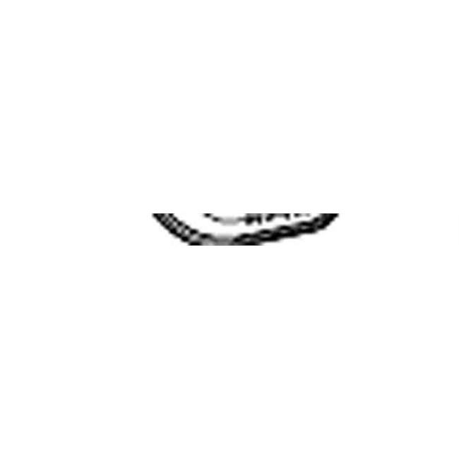 Silencieux intermédiaire WALKER 72160
