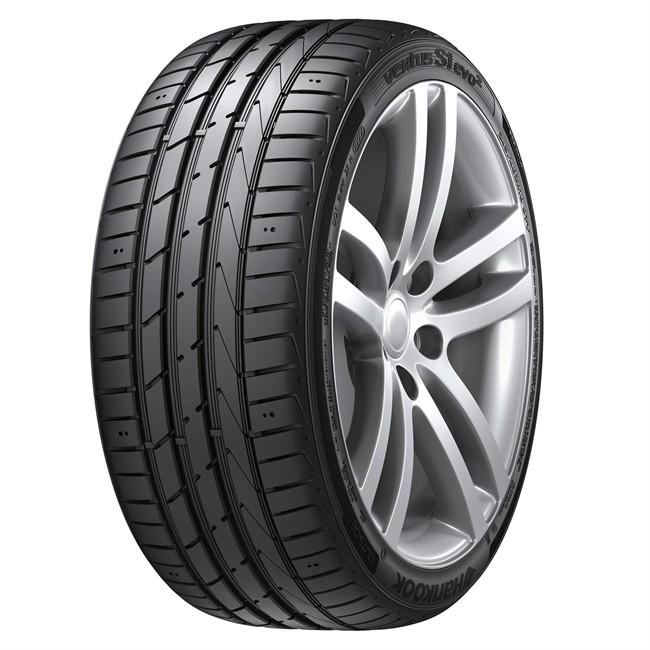 - Performances sur sol sec et sur sol mouillé. - Maniabilité et réactivité. - Performances non altérées même avec le pneu usé.